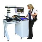 KIC BE4 V3 A3+ Cabinet Series Walk-Up Scanner