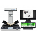 KIC BE4 V2 A2+ Double Decker Series Walk-Up Scanner