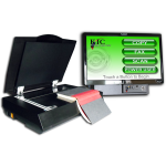 KIC Bookedge Uni-Stand Walk-Up Scan Solution